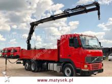 camion Volvo FH 420 /6X2/ CRANE VEBA 820 /MAX. LIFT: 8200 KG/