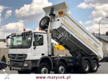 ciężarówka Mercedes ACTROS 4141 / 8X8 / TIPPER/KH-KIPPER/ MANUAL/E 5