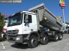 Mercedes Actros 4141 K 8x4 4 Achs Muldenkipper truck