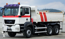ciężarówka MAN TGS 33.360 Kipper 5,20m + Bordmatic*6x4! 6x4