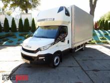ciężarówka Iveco DAILY35S15 PLANDEKA FIRANKA WINDA 10 PALET KLIMA WEBASTO TEMPOM