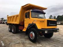 Magirus tipper truck
