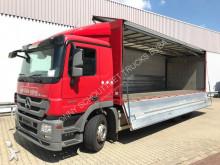 Mercedes Actros 2541 L 6x2 2541 L 6x2 Getränkekoffer mit BÄR LBW truck