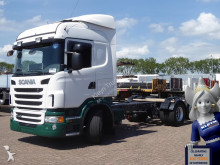 Scania chassis truck