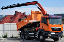 camion MAN TGS 33.360