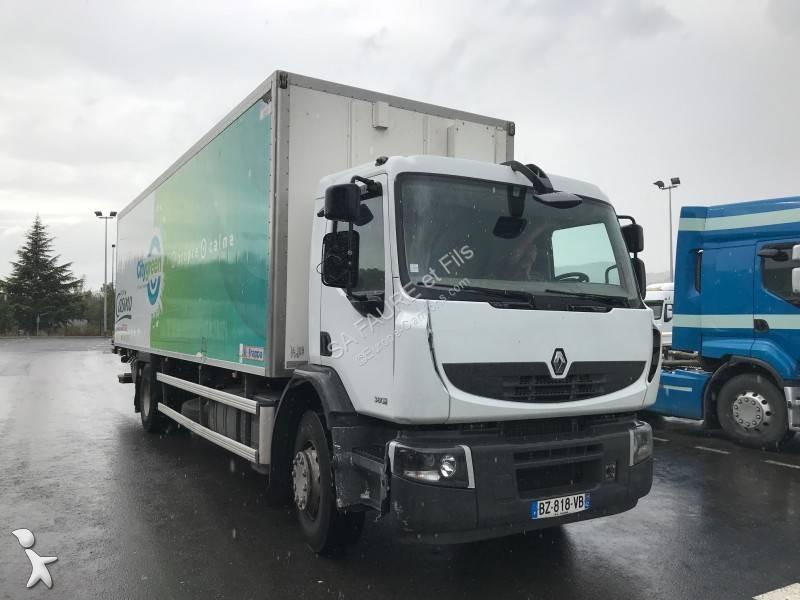 Used Renault trucks FRANCE Rhône-Alpes Loire