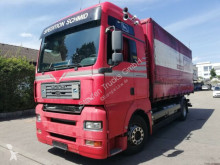 camion MAN TGA 18.480 BL XXL Getriedekipper Schalter Manual