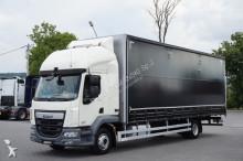DAF LF / 250 / EURO 6 / FIRANKA / 22 PALETY / MANUAL truck