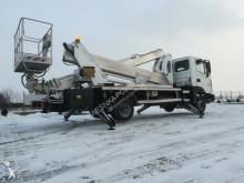 ciężarówka zwyżka Multitel