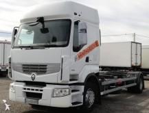 Camión portacontenedores Renault Premium