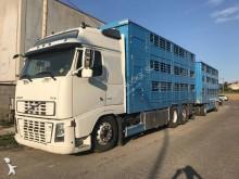Camión para ganado Volvo FH16 660