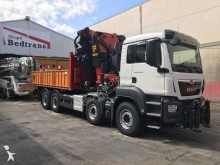 Camión caja abierta estándar MAN TGS 41.480