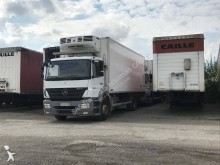 camion frigo multitemperature Mercedes