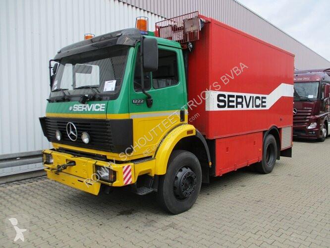 Camion Mercedes 1222 AF 4x4 1222 AF 4x4 Workshop truck