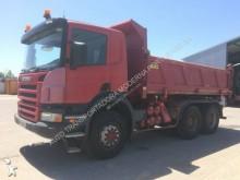 camião tri-basculante Scania