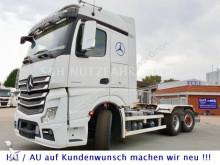Mercedes ACTROS 2563 6x2 BIGSPACE LENKACHSE HYDRAULIK LKW