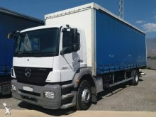 Camión lona corredera (tautliner) Mercedes Axor