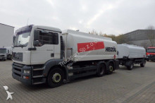 ciężarówka cysterna gazowa używana