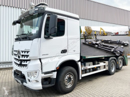 camion Mercedes AK 1625 4x4 / 3600 1625 4x4 V8 Original 22500km, EX-Bundeswehr