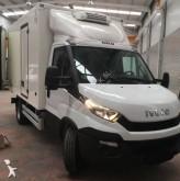 Camión frigorífico Iveco
