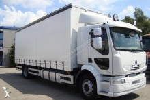 Camión lona corredera (tautliner) Renault Midlum 270.18 DXI