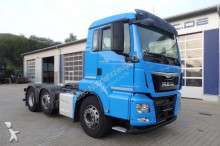 MAN TGS 26.400 6x2 Euro 6 Hydraulikpumpe *Lenkachse truck