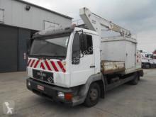 vrachtwagen MAN F