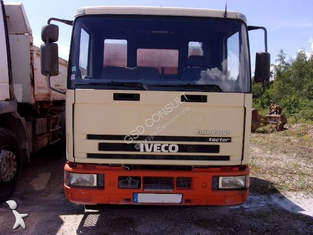 camion iveco benne eurocargo 100e17 4x2 gazoil euro 3 occasion n 2818344. Black Bedroom Furniture Sets. Home Design Ideas
