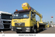 camion MAN 8.185 LC / Ruthmann T 265