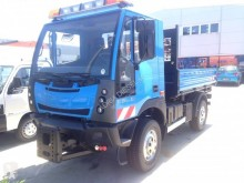 Aebi Schmidt three-way side tipper truck