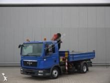 Camión caja abierta MAN TGL 12.220
