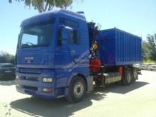 Camión caja abierta MAN TGX 26.440