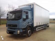 Camión lona corredera (tautliner) Volvo FL 240
