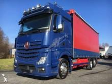 Camión lonas deslizantes (PLFD) MAN TGA 26.360