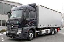 Camión lona corredera (tautliner) Mercedes Actros 2551