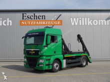 camión MAN TGX 18.440 4x2, XLX, Hyvalift Teleabsetzer, AHK