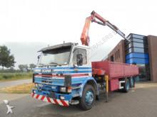 camion Scania 93.320 Palfinger Crane / / Manual /