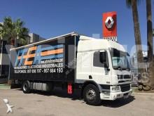 Camión lona corredera (tautliner) DAF CF75 FA 310