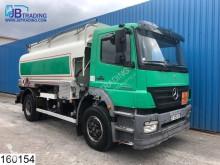 ciężarówka cysterna produkty chemiczne używana