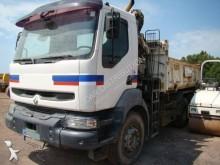 camion benă bilaterala Renault