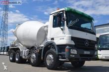 n/a MERCEDES-BENZ - ACTROS 32.360 / BETONOMIESZARKA / / MANUAL truck