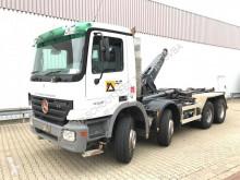Mercedes Actros 4150 K 8x4/4 V8 mit Wechselsystem 4150 K 8x4/4 V8 mit Wechselsystem, Retarder truck