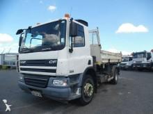 camión volquete bilateral DAF