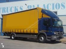 Camión lona corredera (tautliner) Mercedes Atego 1224