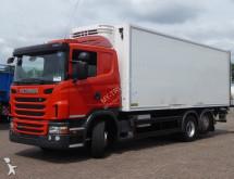 Scania mono temperature refrigerated truck