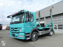 camion Mercedes Atego 1224 K Absetzkipper Gergen Tele