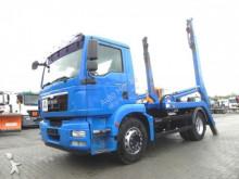 camion MAN TG-M 18.290 4x2 Absetzkipper Hiab Tele
