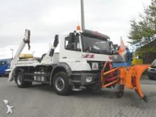 camion Mercedes Atego 1828 K Absetzkipper Meiller Tele