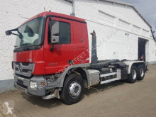 camion Mercedes Actros 2644 K 6x4 MPIII 2644 K 6x4 MPIII, Retarder