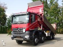 camión Mercedes Arocs 4151 Dreiseitenkipper mit Bordmatik